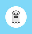 ghost icon sign symbol vector image vector image