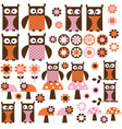 owl clipart vector image vector image