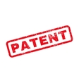 Patent Rubber Stamp vector image vector image