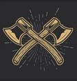 camping vintage axe adventure outdoor logo 19
