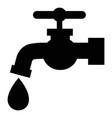 tap symbol vector image