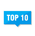 top 10 price tag vector image vector image