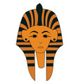 an ancient sarcophagus coffin or color vector image vector image