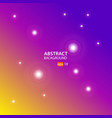 orangpurpleblue abstract background vector image vector image