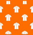 shirt polo pattern seamless vector image vector image