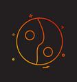 cosmetics icon design vector image