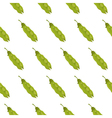 Green peas seamless pattern vector image