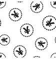yen yuan money currency icon seamless pattern vector image