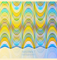 abstract light dynamic background vector image vector image
