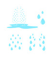 tears cry concept vector image