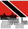 Trinidad and Tobago vector image vector image