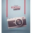 Sweet Memories vector image vector image