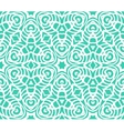 Lace art deco pattern with overlapping shapes vector image vector image