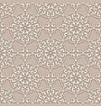 lace texture seamless pattern vector image vector image