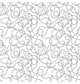 Scribble pattern vector image vector image