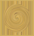 gold whirlpool background golden swirl texture vector image vector image