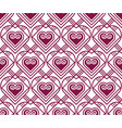 marsala color pattern with heart