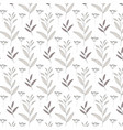 nature seamless patterns vector image vector image