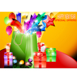 Sale promotion vector image