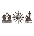 Chess Emblem vector image