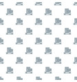 email pattern seamless vector image vector image