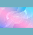 elegant modern abstract soft colors background vector image