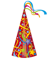 Party hat - birthday hat vector | Price: 1 Credit (USD $1)