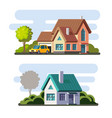tamplate of real estate property and ownership vector image