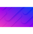 abstract fluid neon pattern background vector image vector image