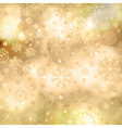 gold christmas background 2211 vector image vector image
