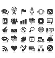 Icon communication4 vector | Price: 1 Credit (USD $1)