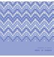 purple drops chevron horizontal frame vector image