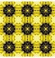 geometric art deco pattern vector image