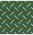 Burning Cigarette Seamless Pattern vector image vector image