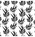 flower wild pattern image vector image vector image