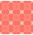 Geometric art deco pattern with organic shapes vector image vector image