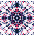 tie dye shibori pattern watercolour abstract vector image