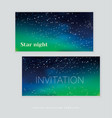 abstract astronomy background vector image vector image