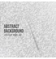 abstract background triangle and white vector image vector image