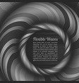 abstract background waved lines vector image vector image