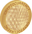 cryptocurrency vector image vector image
