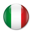 mexican flag icon vector image