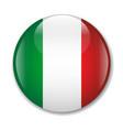 mexican flag icon vector image vector image
