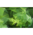 abstract background in green tones vector image vector image
