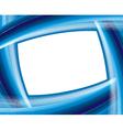 modern frame vector image