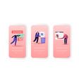 social account deactivation mobile app page