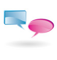 talk woman menjpg vector image vector image