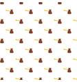 jezva pattern seamless vector image