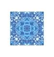 Ornamental Tile Portuguese Famous Symbol vector image vector image