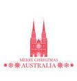 Greeting Card Australia vector image vector image